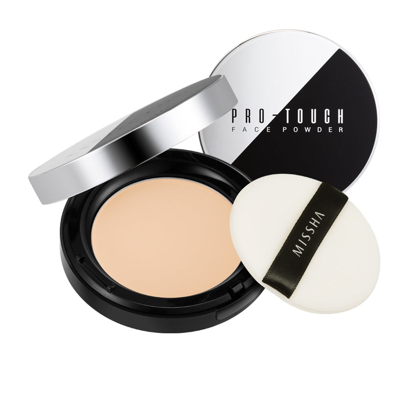 Missha Pro-Touch Powder Pact (N-23) - Goryeo Cosmetics worldwide shop