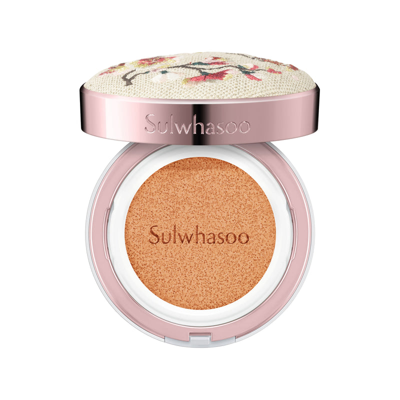 SULWHASOO Perfecting Cushion - 2020 Spring Collection N21 - Goryeo Cosmetics worldwide shop