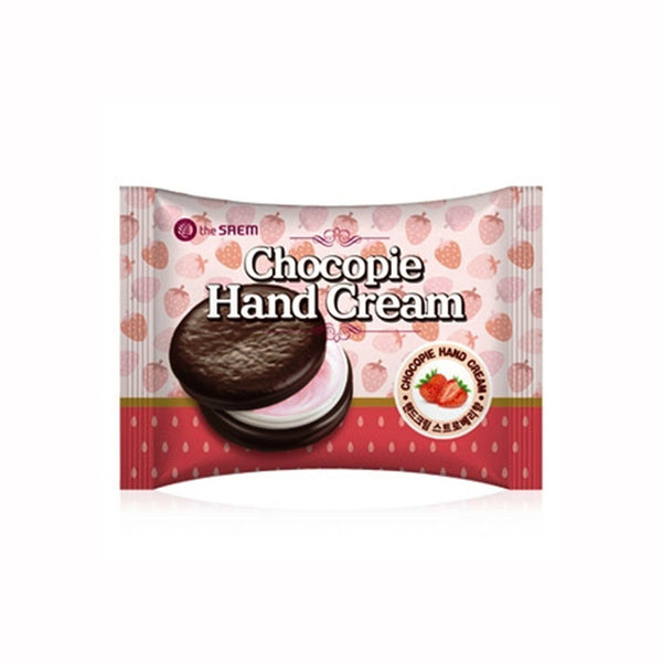 the SAEM Chocopie Hand Cream