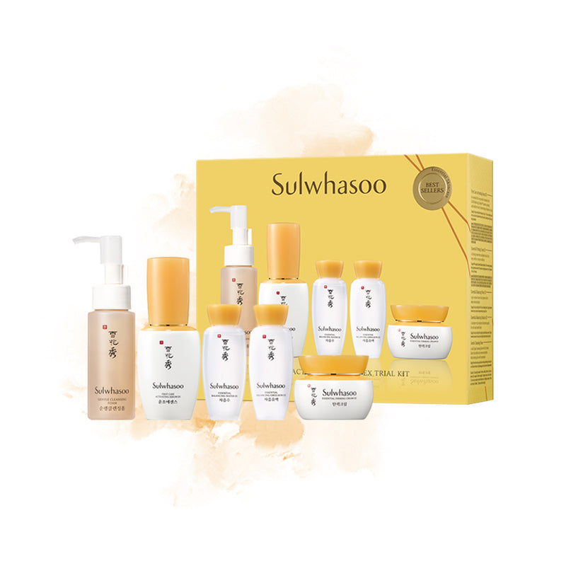 Sulwhasoo First Care Activating Serum EX Trial Kit - Goryeo Cosmetics worldwide shop