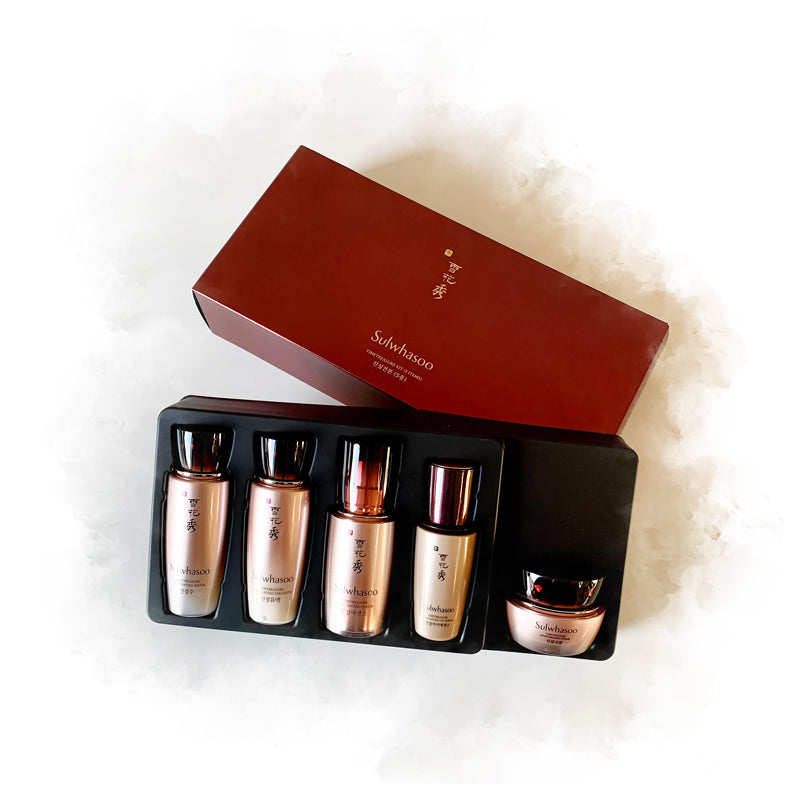Sulwhasoo Timetreasure Kit (5 Items)