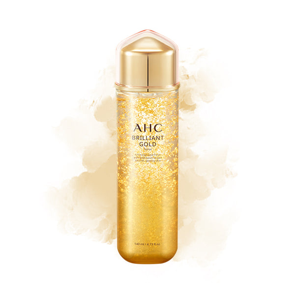 AHC Brilliant Gold Toner