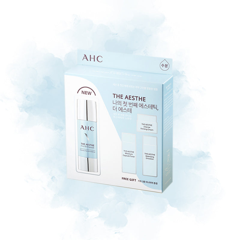AHC THE AESTHE First B Ampoule - Goryeo Cosmetics worldwide shop
