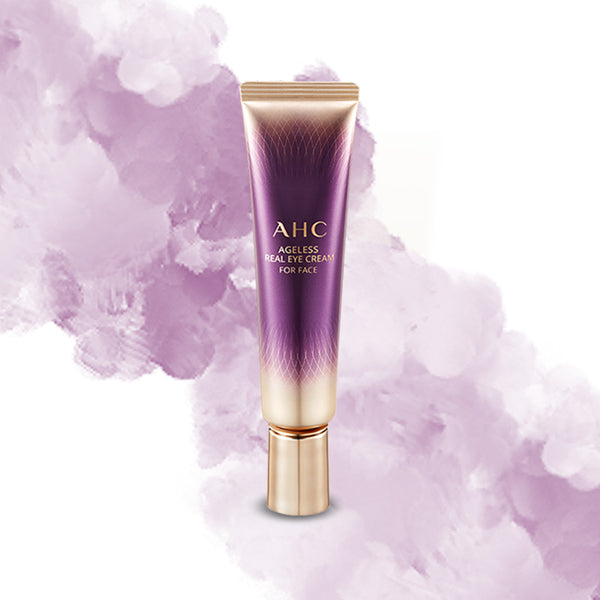 ahc ageless eye cream