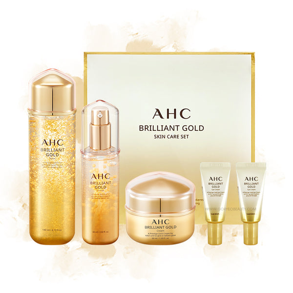 new version ahc set gold