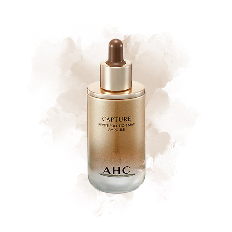 AHC Capture Revite Solution Max Ampoule - Goryeo Cosmetics worldwide shop