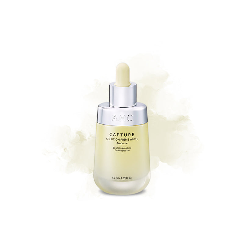 AHC Capture Solution Prime White Ampoule - Goryeo Cosmetics worldwide shop