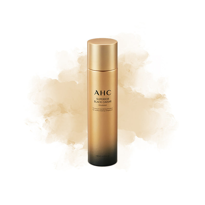 A.H.C Superior Black Caviar Emulsion - Goryeo Cosmetics worldwide shop