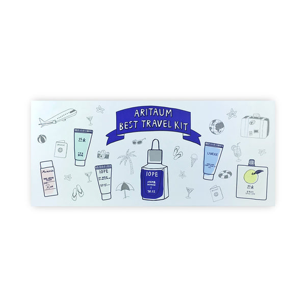 aritaum travel set iope laneige hanyul mamonde