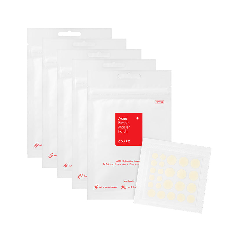 COSRX Acne Pimple Master Patch - Goryeo Cosmetics worldwide shop