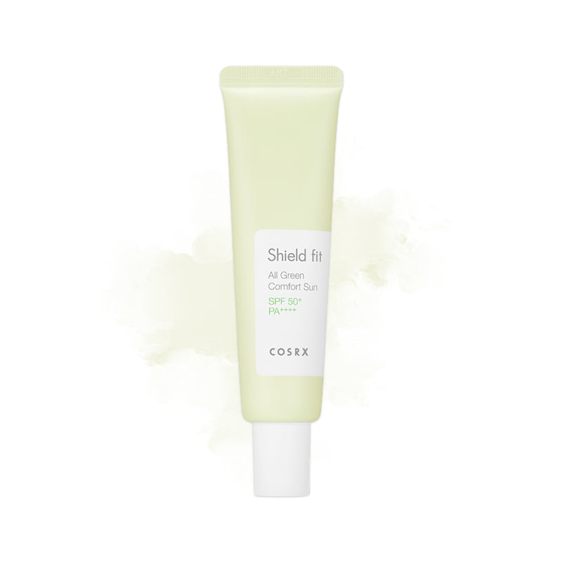 COSRX Shield Fit All Green Comfort Sun SPF50+ PA++++ - Goryeo Cosmetics worldwide shop