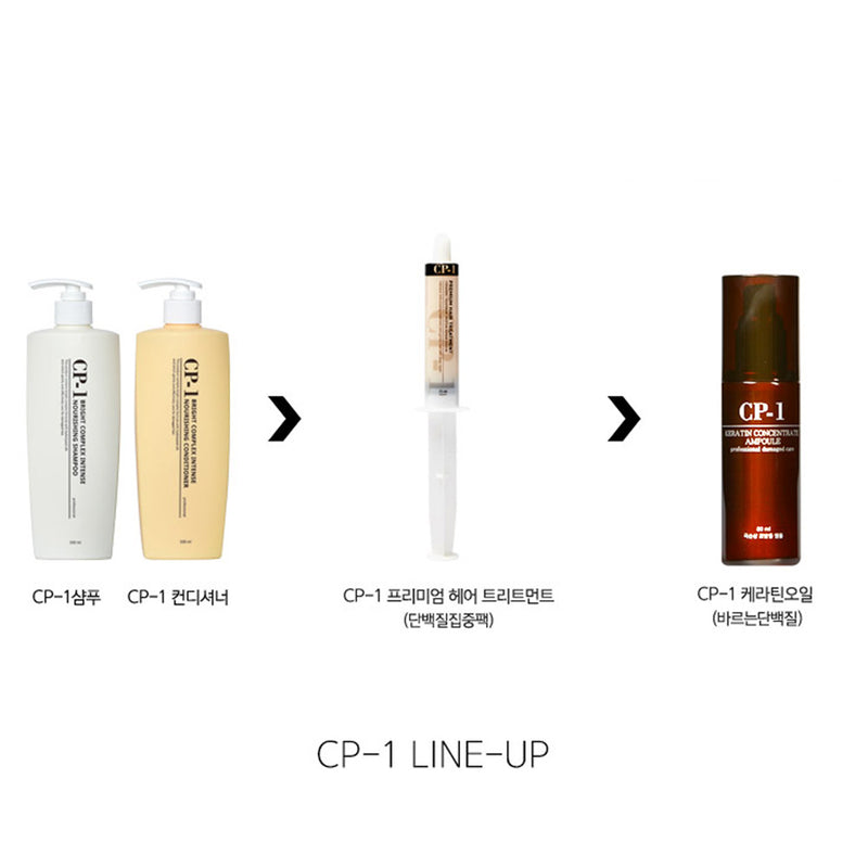 CP-1 Keratin Concentrate Ampoule 80gr - Goryeo Cosmetics worldwide shop