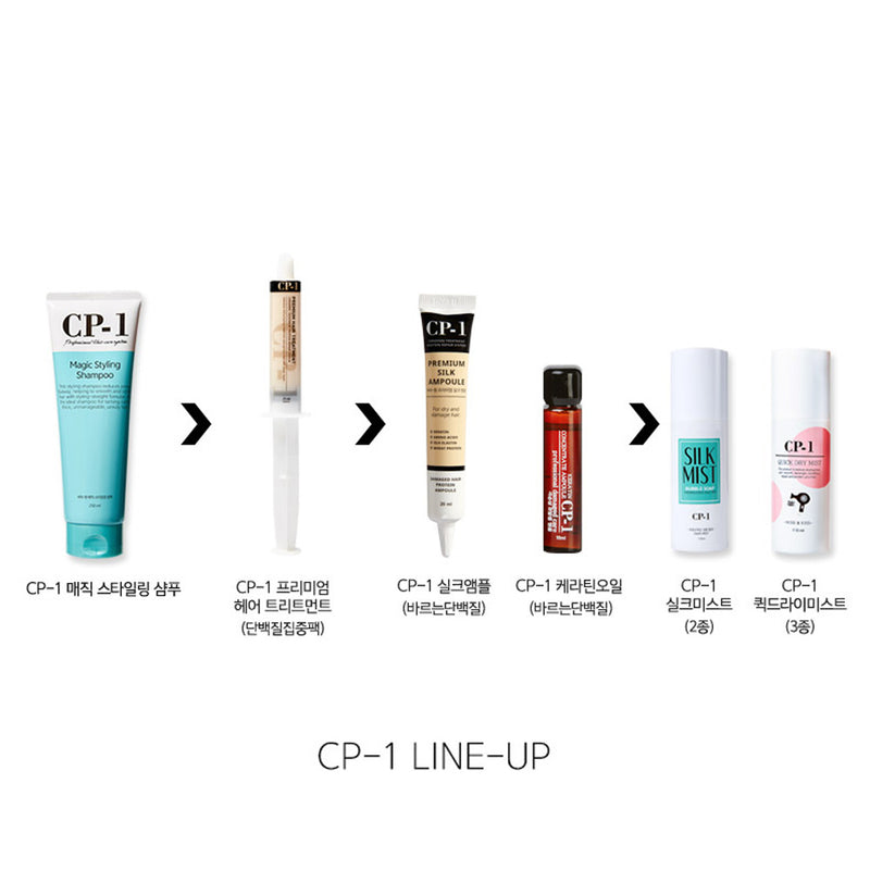 CP-1 Magic Styling Shampoo - Goryeo Cosmetics worldwide shop