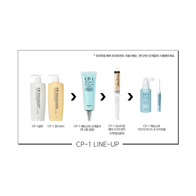 CP-1 - Head Spa Scalp Scaler 250ml