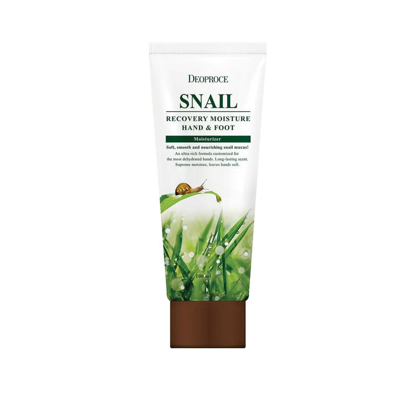 DEOPROCE SNAIL RECOVERY MOISTURE HAND and FOOT - Goryeo Cosmetics worldwide shop