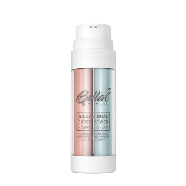 Gilla8 Skin Lab Dual Super Power Radiance Cream