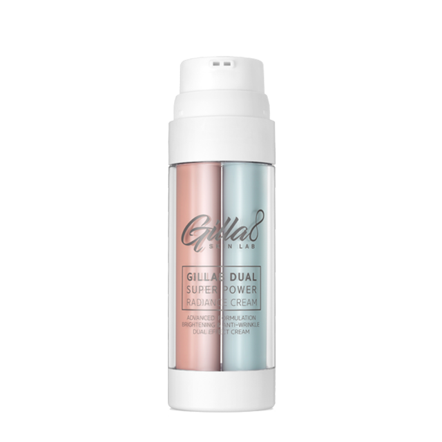 Gilla8 Skin Lab Dual Super Power Radiance Cream - Goryeo Cosmetics worldwide shop