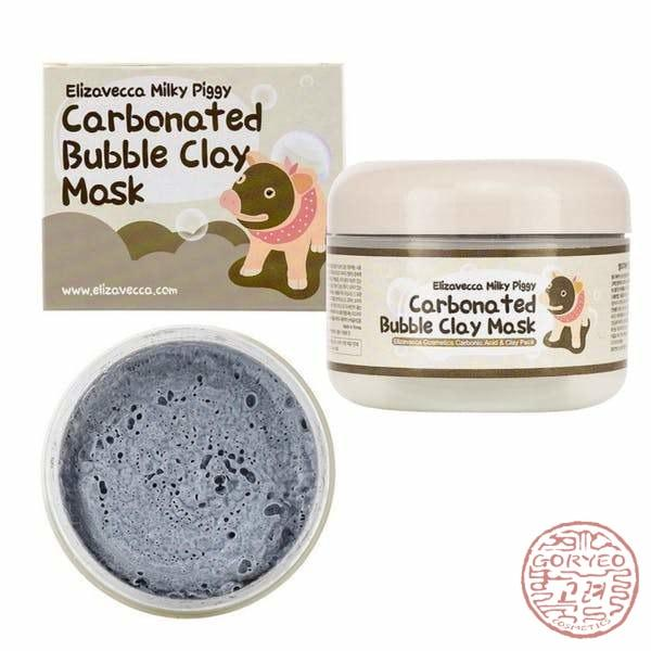 ELIZAVECCA Carbonated Bubble Clay Mask 100gr - Goryeo Cosmetics worldwide shop