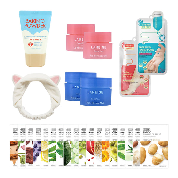 Emergency kit for skin-14 days all skin types