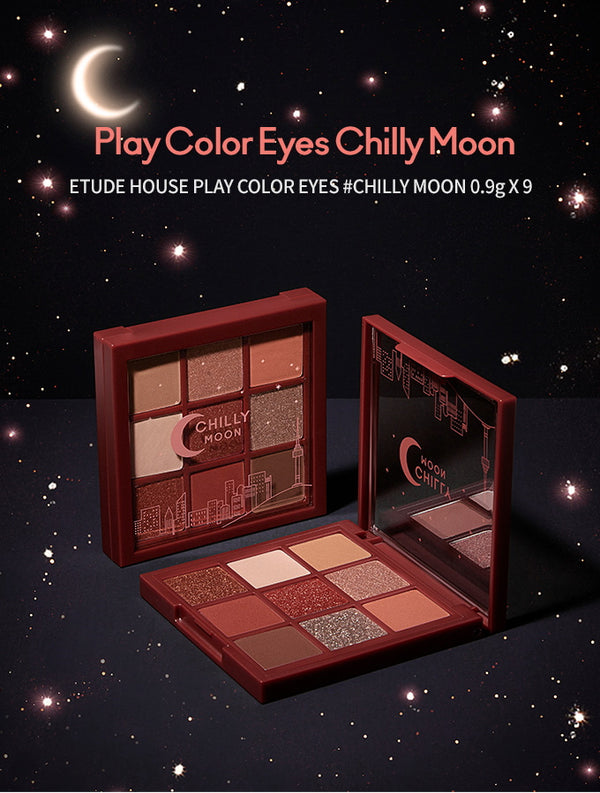 ETUDE HOUSE Play Color Eyes #Chilly Moon