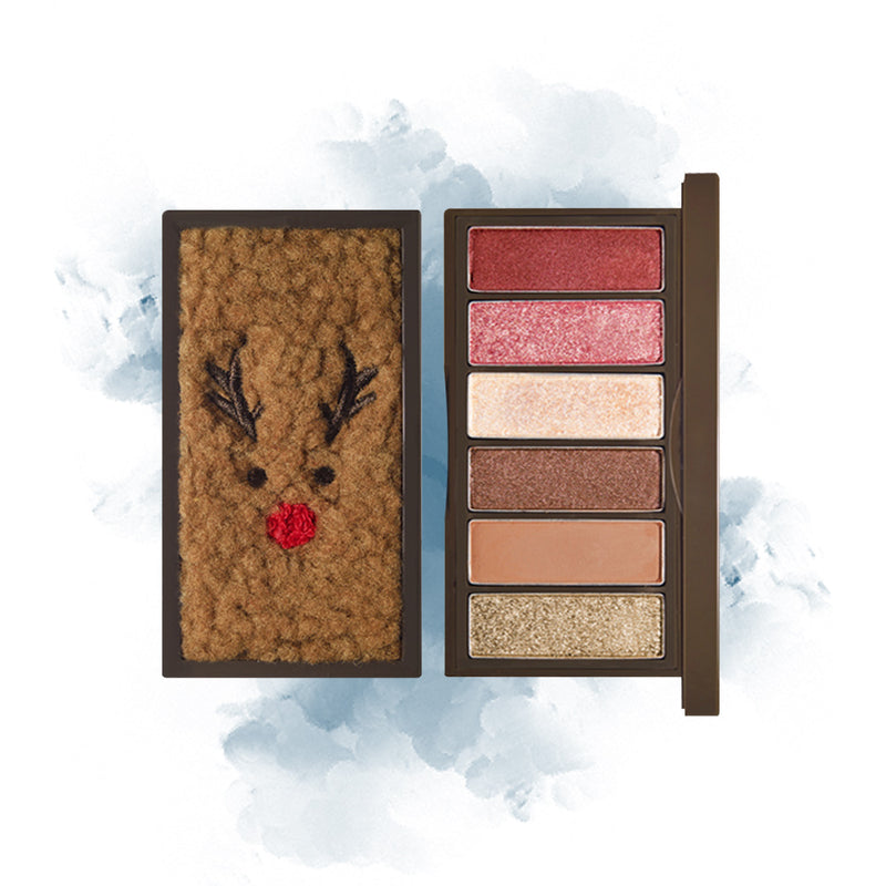 Etude house mini eye palette holiday edition