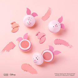 Etude House Happy with Piglet Jelly Mousse Blusher