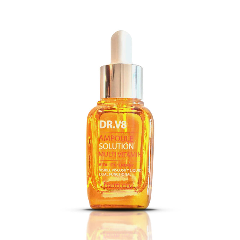 Farm Stay Dr.V8 Ampoule Solution Multi Vitamin 30ml - Goryeo Cosmetics worldwide shop