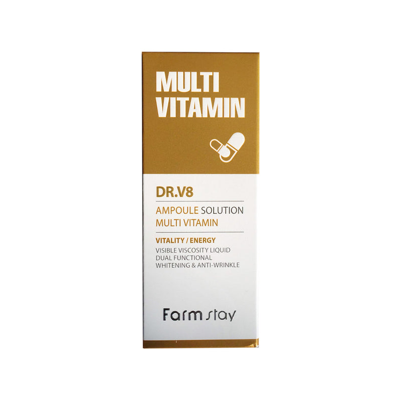 Farm Stay Dr.V8 Ampoule Solution Multi Vitamin