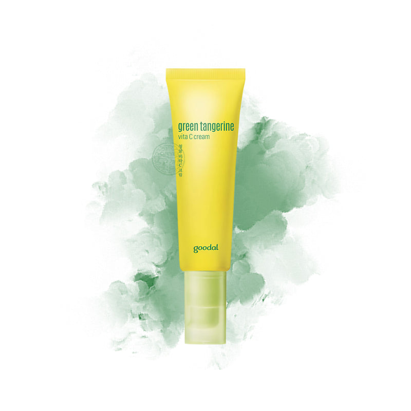 Goodal Green Tangerine Vita C Cream - Goryeo Cosmetics worldwide shop