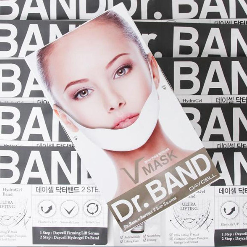 Daycell DR.BAND Hydro-Gel V MASK 1 unit - Goryeo Cosmetics worldwide shop
