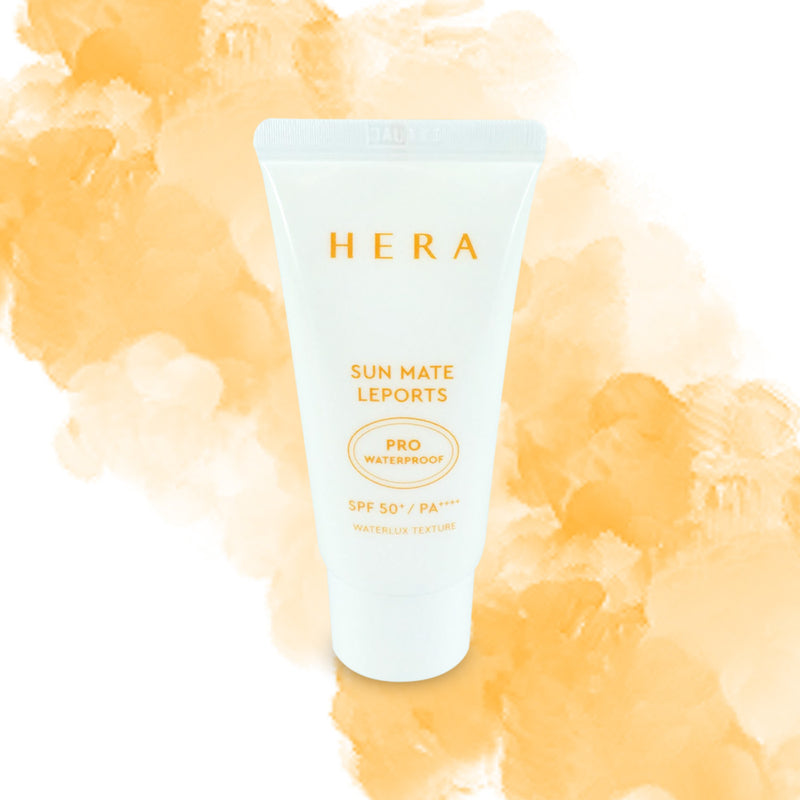 HERA SUN MATE LEPORTS PRO WATERPROOF SPF50+/PA++++ 30ml - Goryeo Cosmetics worldwide shop