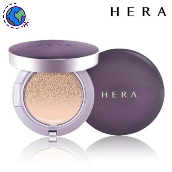 Hera Uv Mist Cushion Ultra Moisture Spf34/pa++ Vanilla No.21 Bb Cushion
