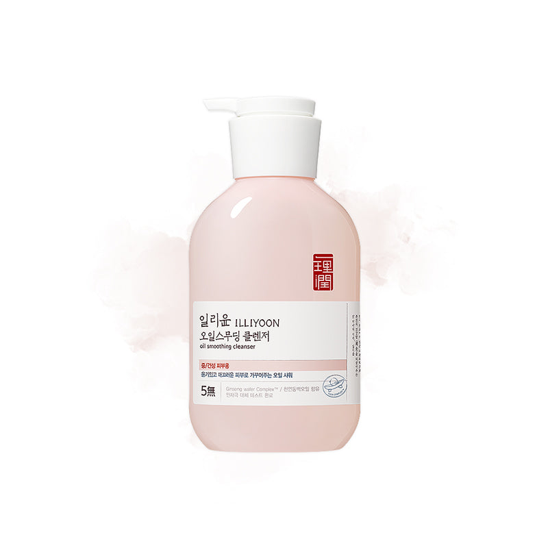 Illiyoon Oil Smoothing Cleanser