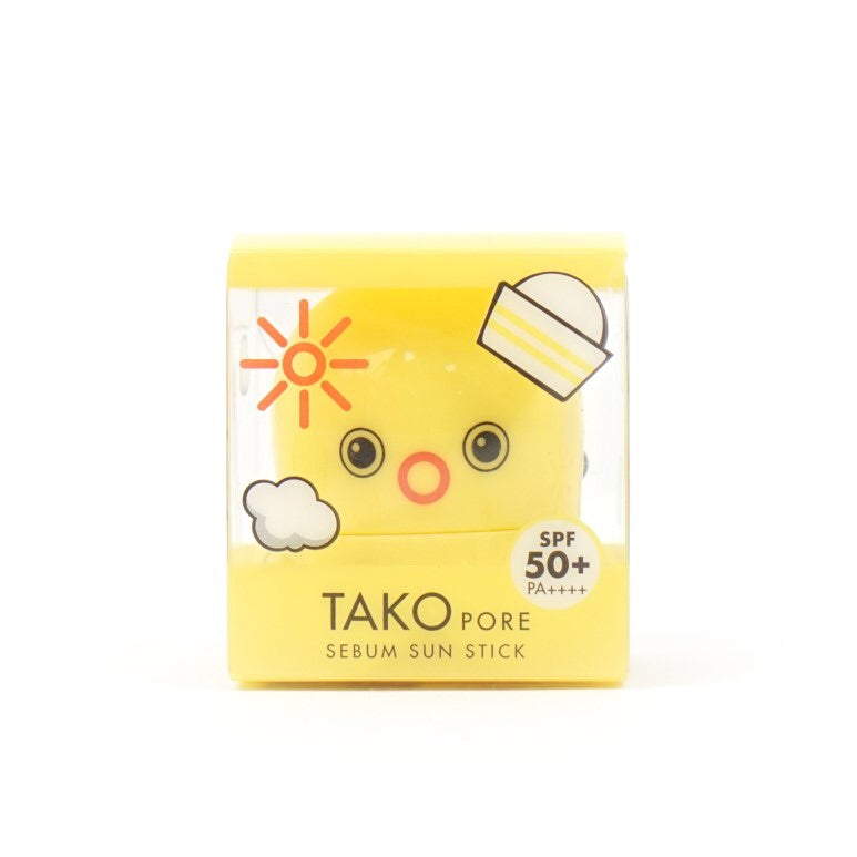 TonyMoly Tako Pore Sebum Sun Stick - Goryeo Cosmetics worldwide shop