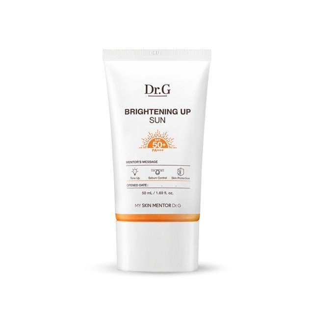 Dr.G - Brightening Up Sun SPF50+ PA+++ 50ml - Goryeo Cosmetics worldwide shop