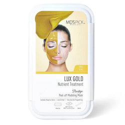 MD's Pick Lux Gold Water Rubber Mask