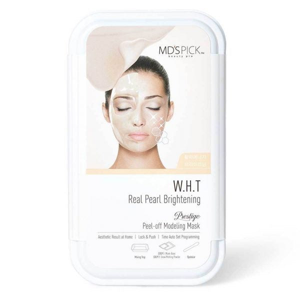 MD's Pick Pearl Brightening Water Rubber Mask - Goryeo Cosmetics worldwide shop