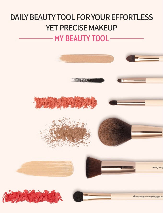 Etude House My Beauty Tool Brush 312 Eyeshadow Point