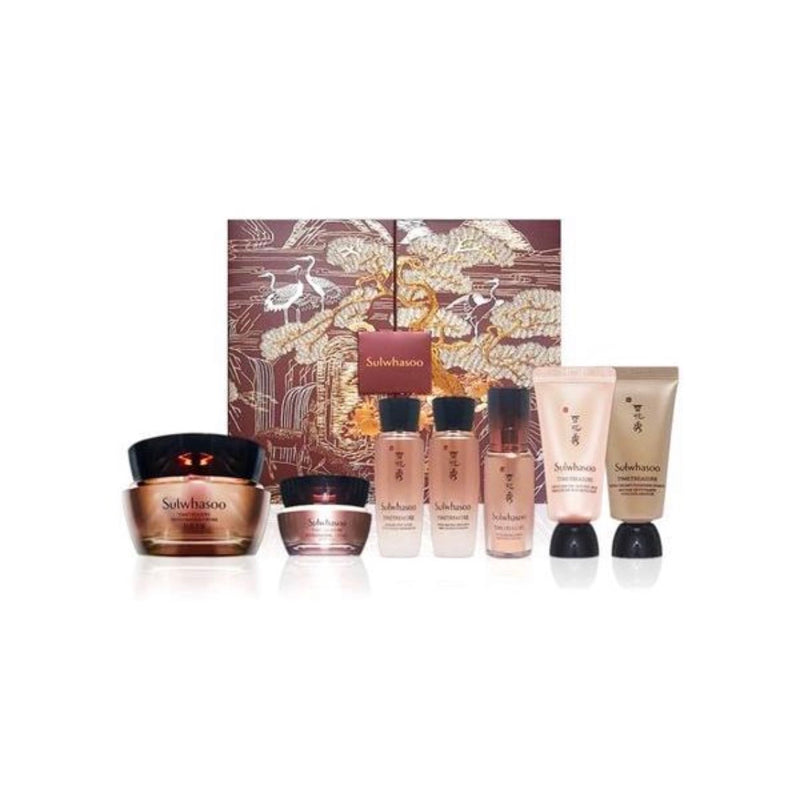 Sulwhasoo Timetreasure Invigorating Limited Edition set