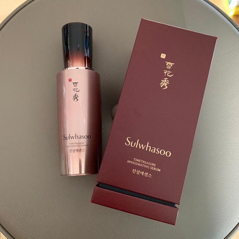 Sulwhasoo Timetreasure Invigorating Serum - Goryeo Cosmetics worldwide shop