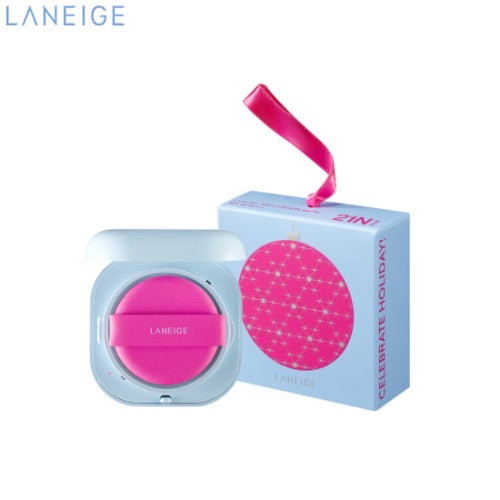 laneige cushion holiday collection 2020