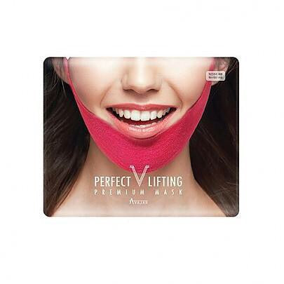 AVAJAR Perfect V Lifting Premium Mask - Goryeo Cosmetics worldwide shop