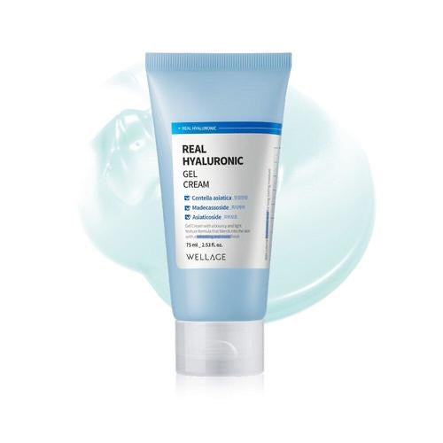 WELLAGE Real Hyaluronic Gel Cream