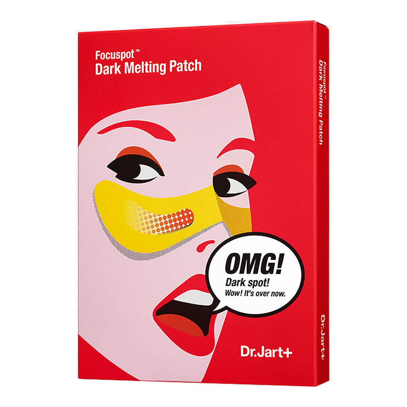 Dr. Jart+ Focuspot Dark Melting Patch - Goryeo Cosmetics worldwide shop