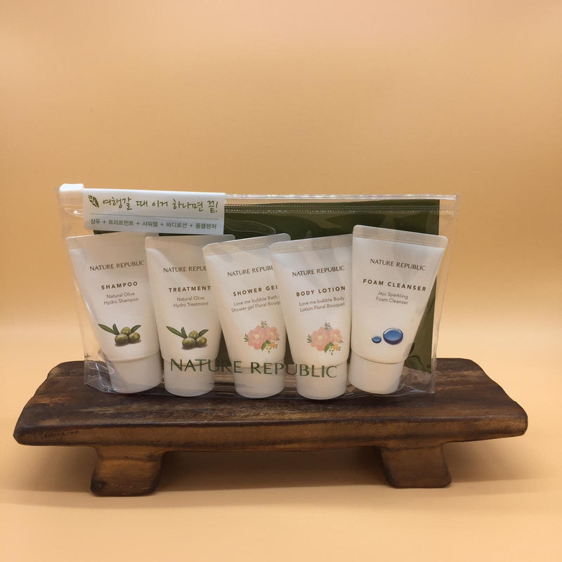 Nature Republic Special Trial Set - Goryeo Cosmetics worldwide shop