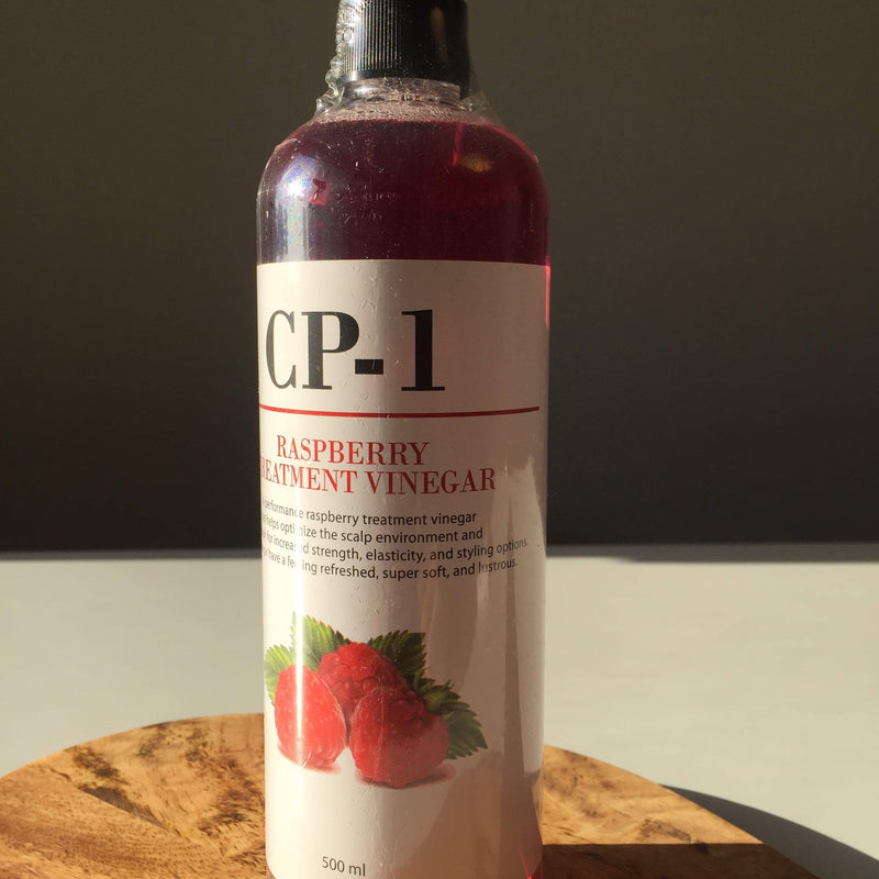 CP-1 Raspberry Hair Treatment Vinegar - Goryeo Cosmetics worldwide shop