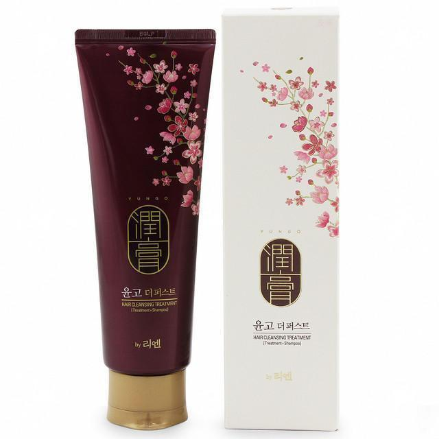 Reen Yongo The First Cleansing Treatment 250ml - Goryeo Cosmetics worldwide shop