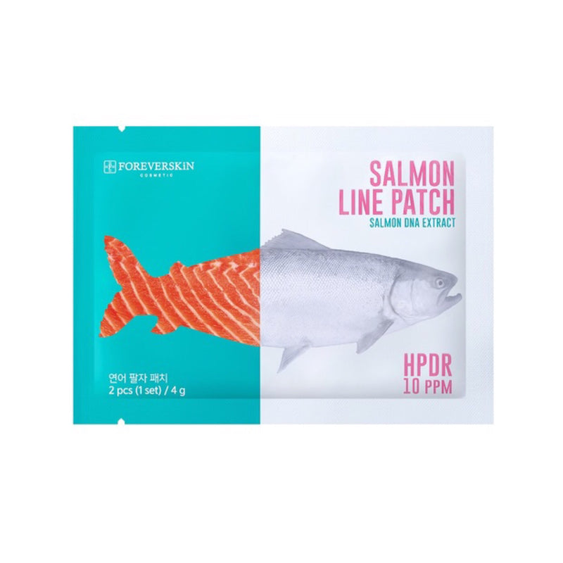 Salmon line patch