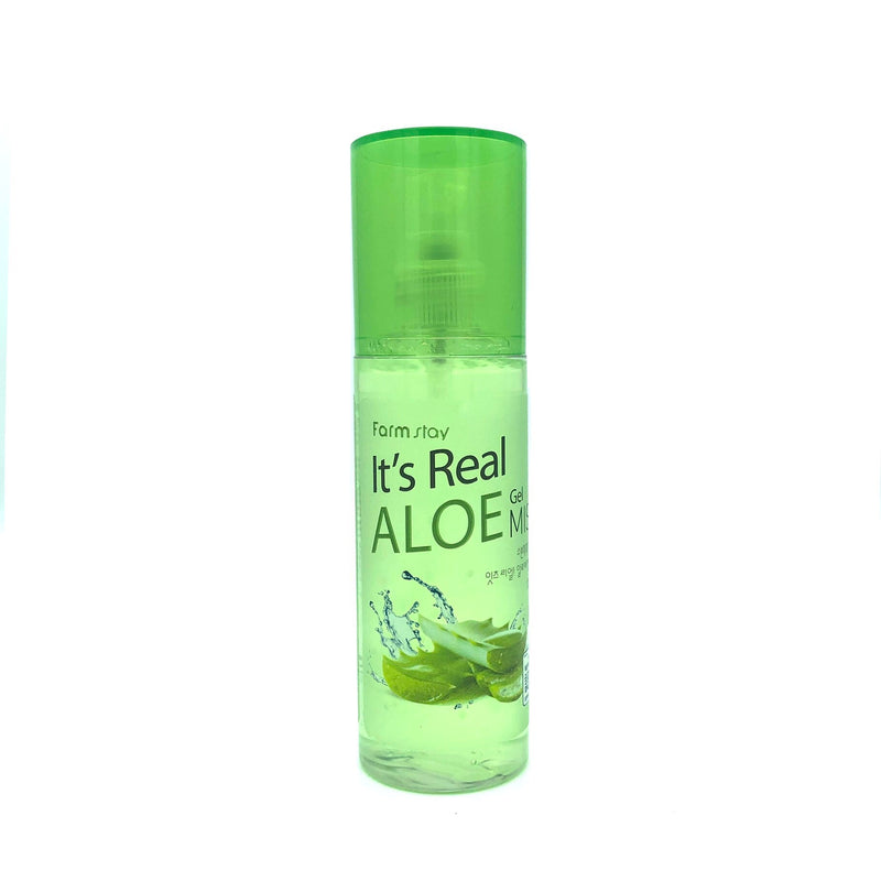 Farm Stay It's Real Aloe Gel Mist 120ml - Goryeo Cosmetics worldwide shop