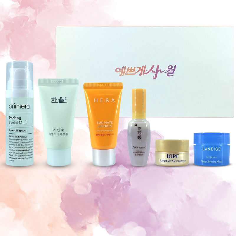 AMOREPACIFIC APRIL TRIAL KIT - Goryeo Cosmetics worldwide shop